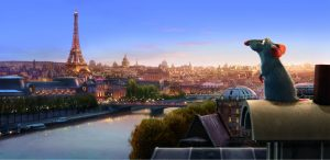 Disney and Pixar?s RATATOUILLE movie image